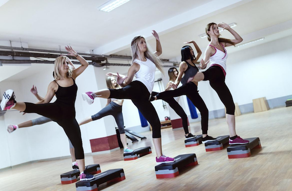 clases step